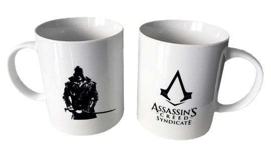 Assassins Creed Syndicate Hrnek zdarma k objednávce
