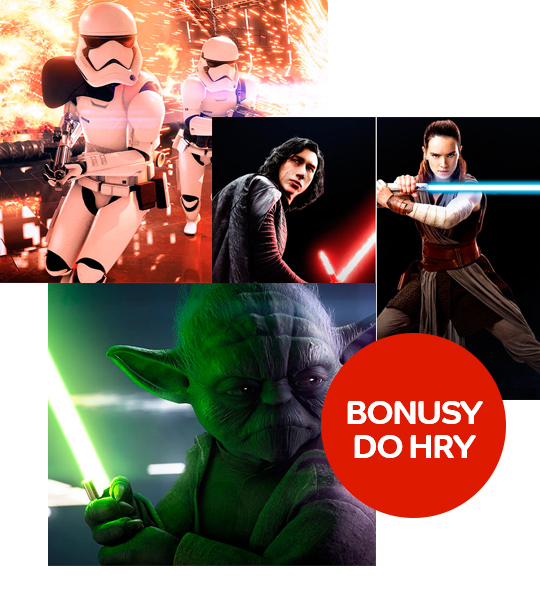 DLC bonusy