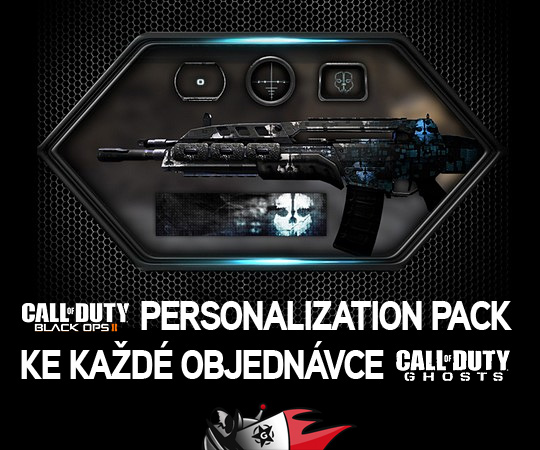 Call of Duty: Black Ops II Personalization Pack