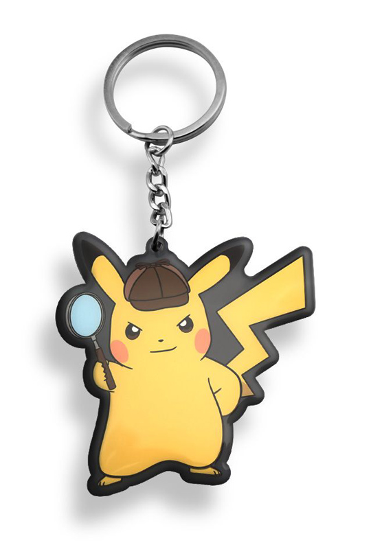 Detective Pikachu klíčenka