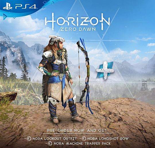 Horizon Zero Dawn DLC