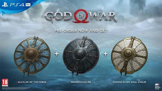 God of War PS4 DLC