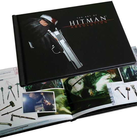 Hitman artbook