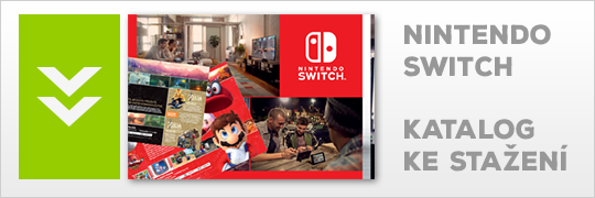 Katalog Nintendo Switch