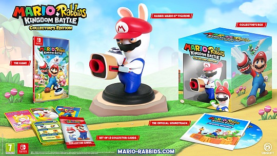 Marrio Rabbids CE