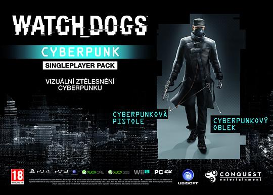Watch Dogs Cyberpunk na GameLeader cz