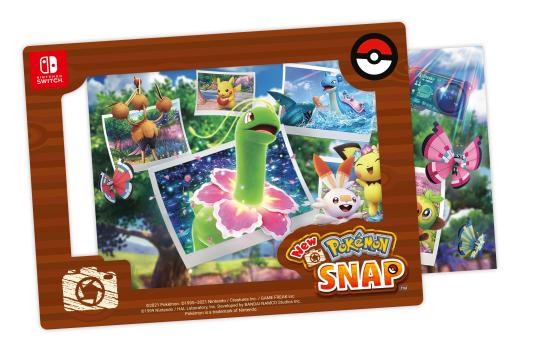 New Pokémon Snap PhotoFrame