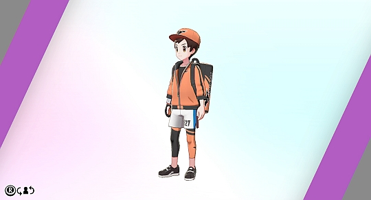 Pokémon DLC Outfit