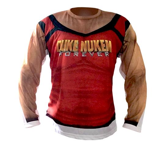 Duke Nukem Forever Tričko
