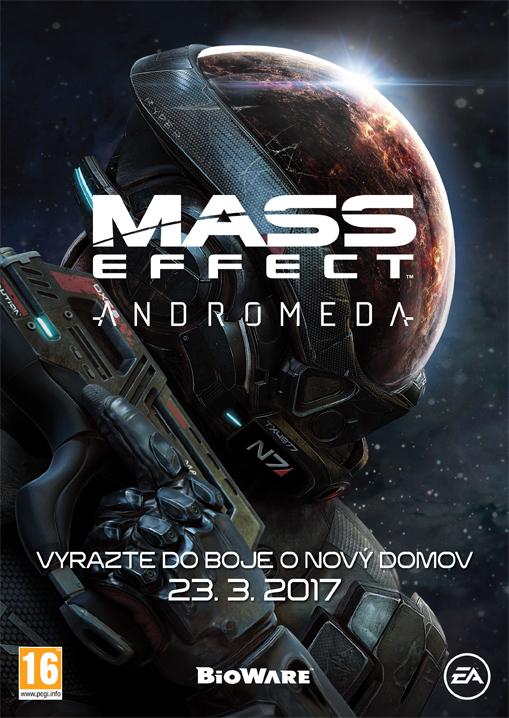 ME Andromeda Plakát