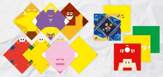 Paper Mario: The Origami King Origami