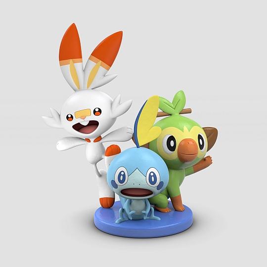 Pokémon Figurka