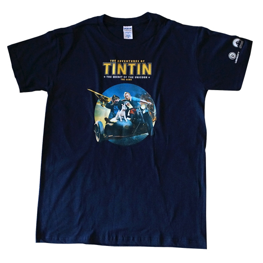 Tintin tričko