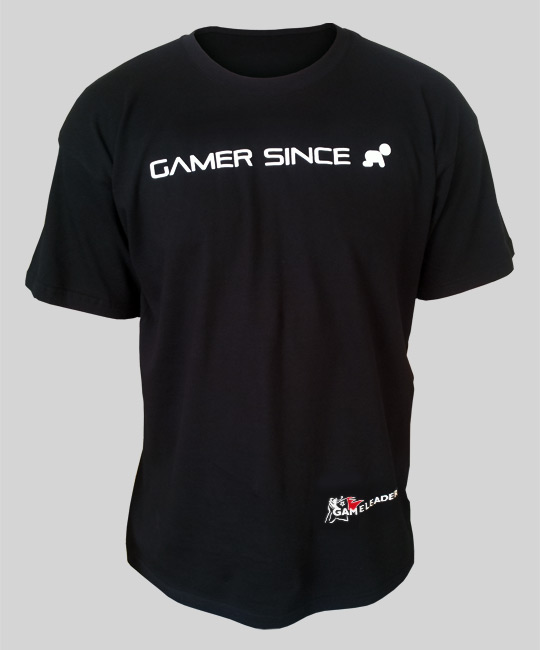Tričko Gamer Since