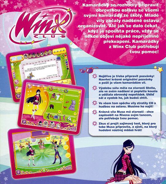 Winx Club: Párty